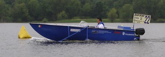 Monterrey boat