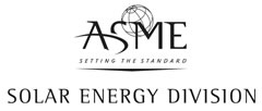 ASME Solar Energy Division