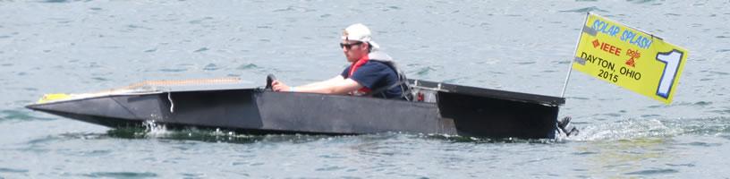 SUNY Stony Brook boat