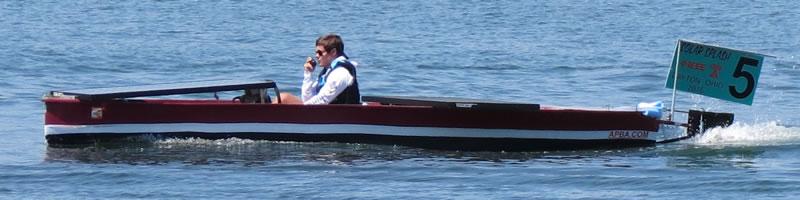 South Carolina boat