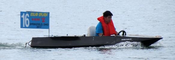 SUNY-Stony Brook boat