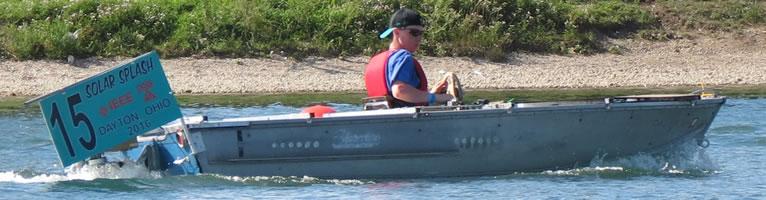 University of Buffalo boat